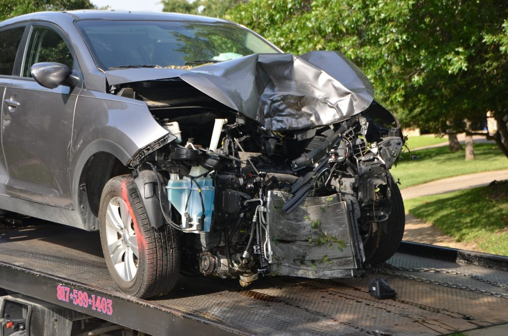 , Wypadek drogowy – jak uzyskać odszkodowanie?